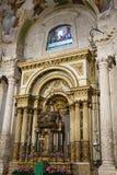 Duomo di Siracusa Imágenes de archivo libres de regalías