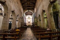 Duomo di Siracusa Fotos de archivo libres de regalías