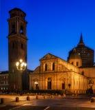 Duomo di Torino (Turin Cathedral) Royalty Free Stock Photos