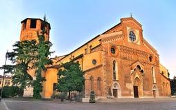 Duomo di udine Stock Photo
