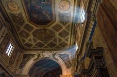 Duomo di Viterbo Stock Photo