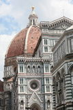 Duomo en Florencia Foto de archivo libre de regalías
