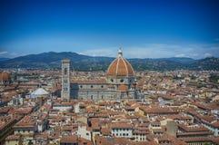 Duomo en Florencia, Italia Fotos de archivo libres de regalías