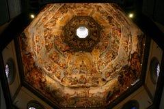 Duomo en Florencia Italia imagenes de archivo