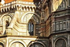 Duomo fi Firenze Immagini Stock Libere da Diritti