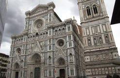 Duomo Firenze в Италии Стоковые Фотографии RF