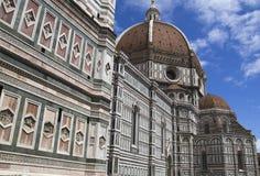 Duomo Firenze в Италии Стоковые Изображения RF