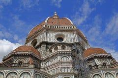 Duomo Firenze в Италии Стоковое Изображение