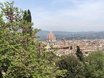 Duomo a Firenze fotografia stock