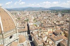 Duomo Firenze fotografie stock