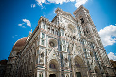 Duomo Firenze Immagine Stock