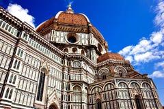 Duomo Firenze Fotografia Stock Libera da Diritti