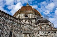 Duomo a Firenze Immagine Stock