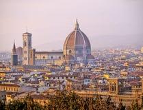 Duomo- Firenze, Italia Fotografia Stock Libera da Diritti