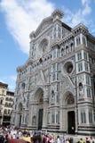 Duomo, Firenze, Italia Immagine Stock Libera da Diritti