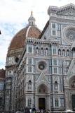 Duomo, Firenze, Santa Maria del Fiore Fotografia Stock