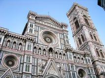 Duomo Firenze Tuscany Italien Royaltyfria Bilder