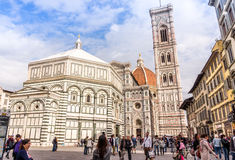 Duomo in Florece, Italy Royalty Free Stock Photos