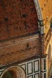 duomo florence Италия изумительн del базилики детализировало наземный ориентир maria florence fiore di экстерьера известный больш стоковые фото