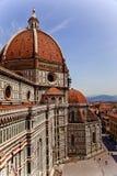 duomo florence Италия собора Стоковая Фотография RF