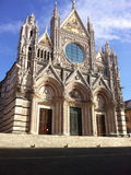 duomo florence передняя расквартировывая Италия собора стоковые изображения