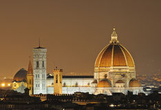 Duomo in Florence Stock Images