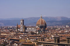 The Duomo Florence Stock Photo