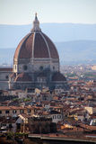 The Duomo in Florence Royalty Free Stock Photos