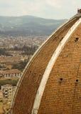 Duomo in Florence stock foto