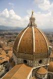 Duomo in Florence royalty-vrije stock afbeeldingen