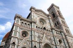 Duomo in Florence royalty-vrije stock foto's