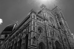Duomo Florence Royalty-vrije Stock Afbeelding