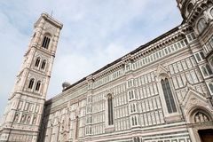 Duomo of Florence Stock Image