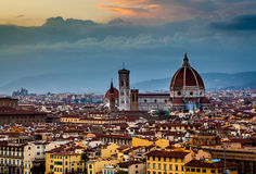 Duomo, Florence Royalty Free Stock Images