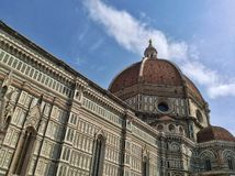 Duomo of Florence Stock Images