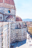 The Duomo in Florence Stock Image