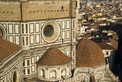 The Duomo, Florence Cathedral Stock Photography