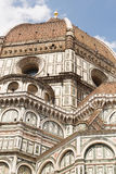 Duomo Florence de l'IL Photos stock