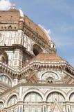 Duomo Florence de l'IL Photographie stock