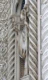 Duomo of Florence. Detail Royalty Free Stock Photos