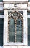 Duomo of Florence. Detail Stock Photos