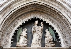 Duomo of Florence. Detail Royalty Free Stock Images