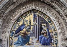 Duomo of Florence. Detail Royalty Free Stock Image