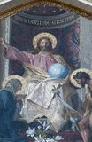 Duomo of Florence. Detail Stock Photo