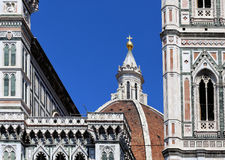Duomo in Florence Royalty Free Stock Images