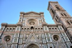 Duomo in Florence. Italië Royalty-vrije Stock Fotografie