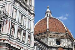 Duomo in Florence Italië royalty-vrije stock foto