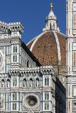 Duomo - Florence - Italië Royalty-vrije Stock Foto's