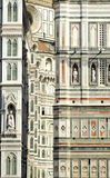 The duomo,florence,italy Stock Photography