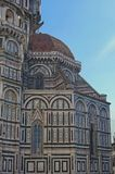 Duomo in florence italy Stock Images